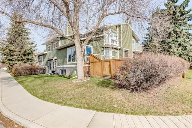 1939 25A Street SW #1, Calgary, AB  (#A1101634) :: Calgary Homefinders