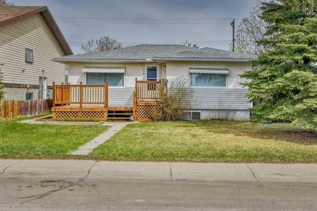 119 Centre Street, Strathmore, AB T1P 1G9 (#A1101639) :: Calgary Homefinders