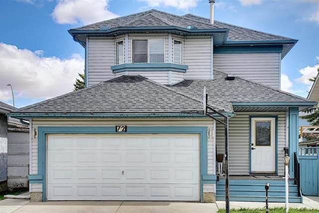 72 Carmel Close NE, Calgary, AB T1Y 6Z3 (#A1101653) :: Calgary Homefinders