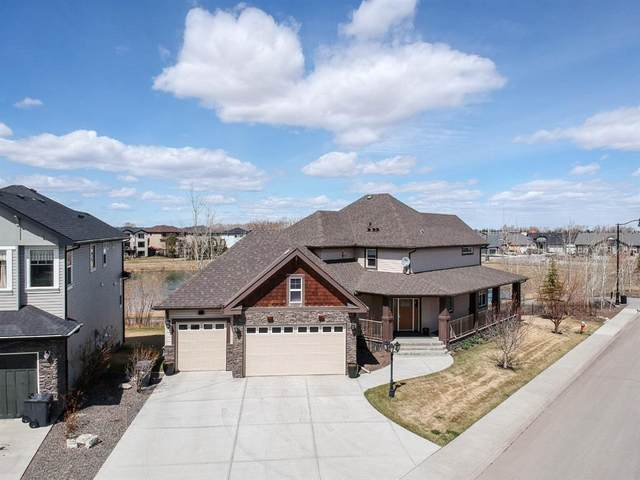 1509 Montgomery Way, High River, AB  (#A1101668) :: Greater Calgary Real Estate