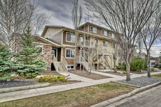 323 4 Avenue #101, Strathmore, AB T1P 1B5 (#A1101682) :: Redline Real Estate Group Inc