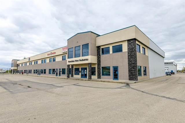8715 109 Street #103, Grande Prairie, AB T8V 8H7 (#A1101698) :: Calgary Homefinders