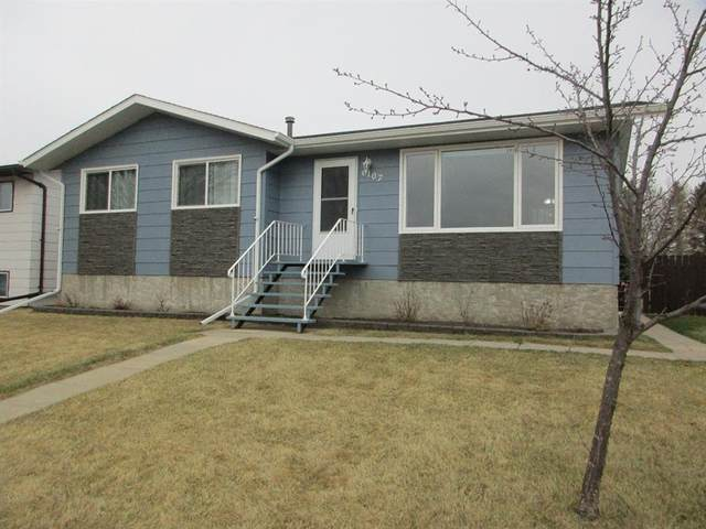 6107 38 Avenue, Stettler Town, AB T0C 2L1 (#A1101716) :: Calgary Homefinders