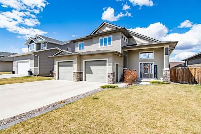 77 Chinook Street, Blackfalds, AB T4M 0B9 (#A1101729) :: Western Elite Real Estate Group