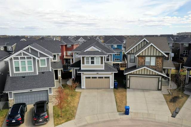57 Auburn Springs Place SE, Calgary, AB T3M 1Y2 (#A1101737) :: Redline Real Estate Group Inc