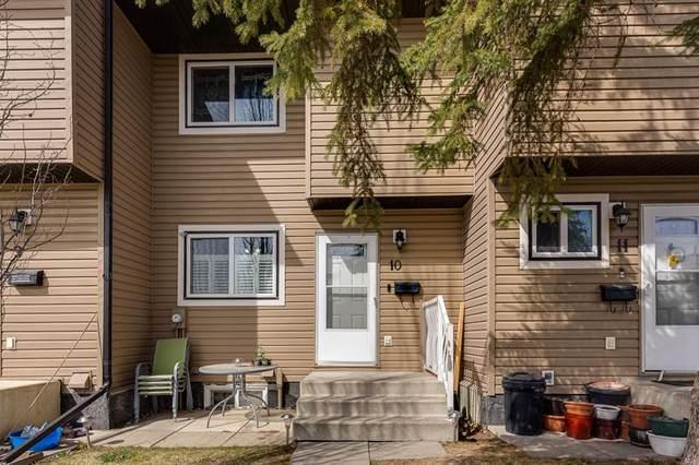 96 Holmes Street #10, Red Deer, AB T4N 6G6 (#A1101745) :: Calgary Homefinders