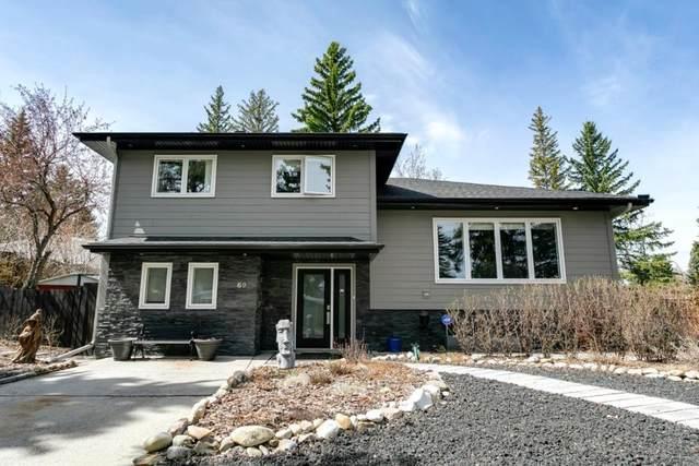 69 Snowdon Crescent SW, Calgary, AB T2W 0S4 (#A1101780) :: Calgary Homefinders