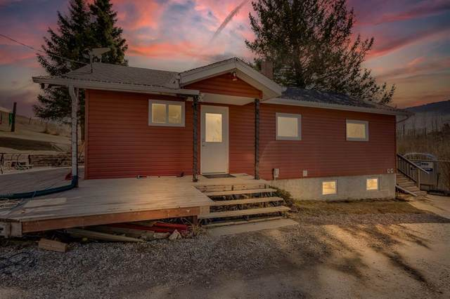 3427A Township Road 290A, Rural Mountain View County, AB T0M 1L0 (#A1101815) :: Calgary Homefinders