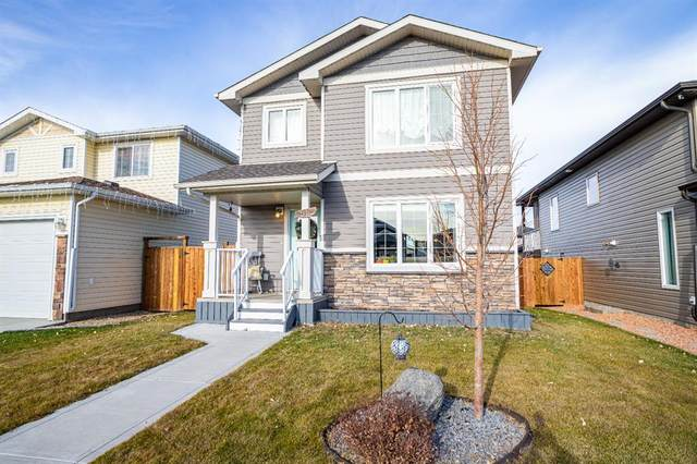 51 Almond Crescent, Blackfalds, AB T4M 0J6 (#A1101927) :: Greater Calgary Real Estate