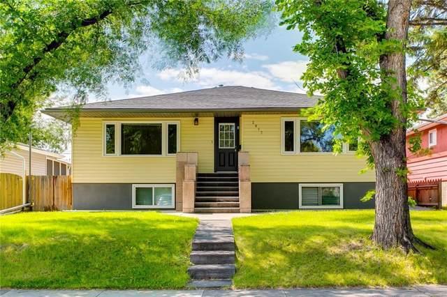 2017 37 Street SE, Calgary, AB T2B 0Y6 (#A1101949) :: Redline Real Estate Group Inc
