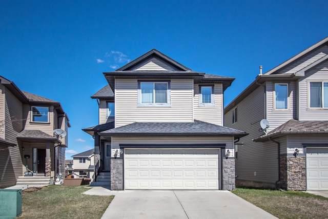 19 Cimarron Vista Circle, Okotoks, AB T1S 0B1 (#A1101951) :: Calgary Homefinders