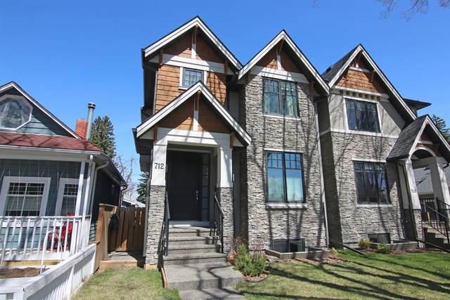712 19 Avenue NW, Calgary, AB T2M 0Z1 (#A1102009) :: Calgary Homefinders
