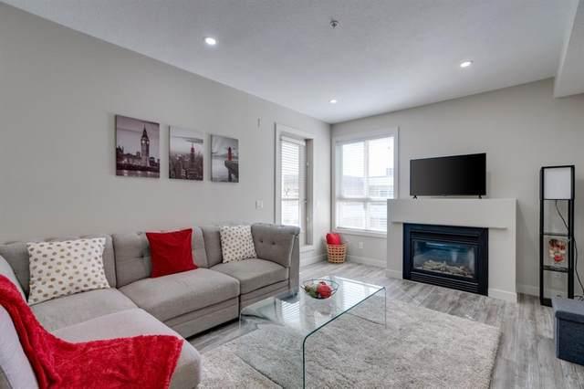 1010 Centre Avenue NE #407, Calgary, AB T2E 9C4 (#A1102043) :: Calgary Homefinders