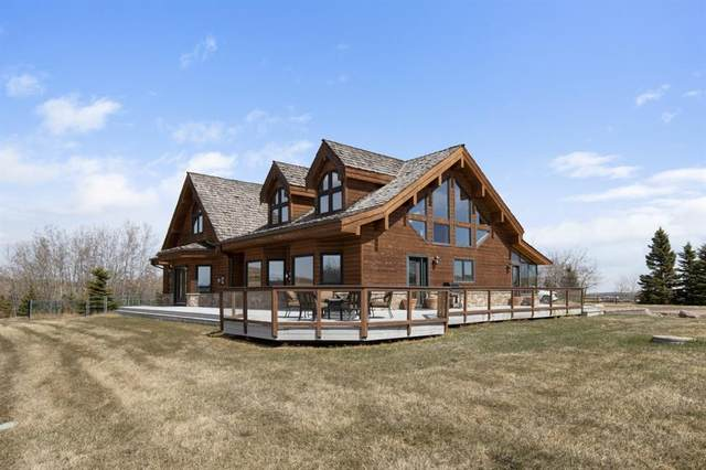 450132 128 Street W, Rural Foothills County, AB T1S 1A1 (#A1102095) :: Calgary Homefinders