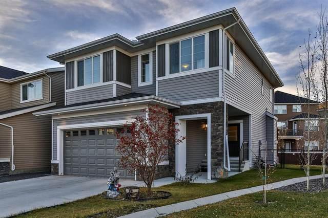 312 Sunset View, Cochrane, AB T4C 0N6 (#A1102098) :: Redline Real Estate Group Inc