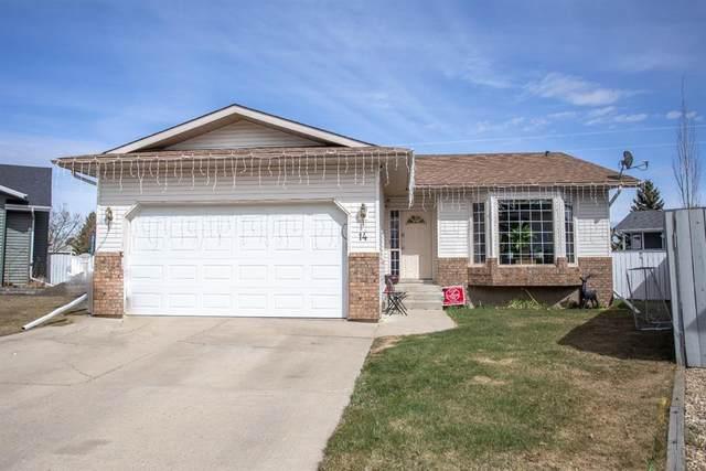 14 Bruns Bay, Lacombe, AB T4L 1P2 (#A1102102) :: Calgary Homefinders