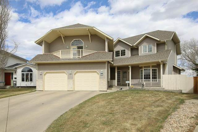 57 Gilbert Crescent, Red Deer, AB T4P 3L4 (#A1102118) :: Redline Real Estate Group Inc