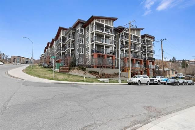 510 Edmonton Trail NE #210, Calgary, AB T2E 3H1 (#A1102122) :: Calgary Homefinders
