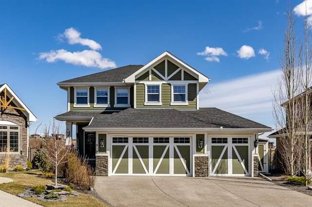 102 Ridge View Place, Cochrane, AB T4C 0P6 (#A1102138) :: Redline Real Estate Group Inc