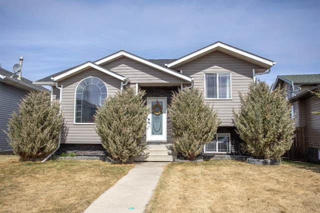 20 Taylor Drive, Lacombe, AB T4L 2N8 (#A1102173) :: Calgary Homefinders