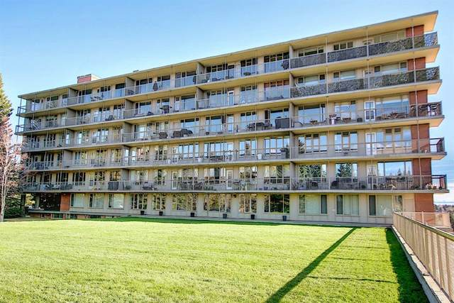 3339 Rideau Place SW 203-4, Calgary, AB T2S 1Z5 (#A1102176) :: Western Elite Real Estate Group