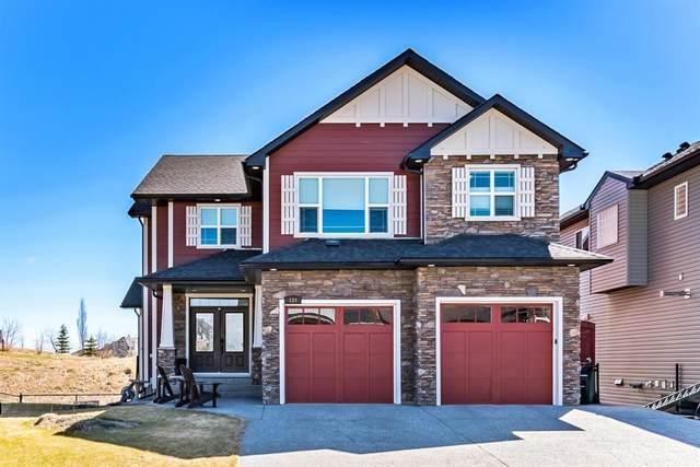 434 Crystal Green Manor, Okotoks, AB T1S 0A3 (#A1102190) :: Calgary Homefinders