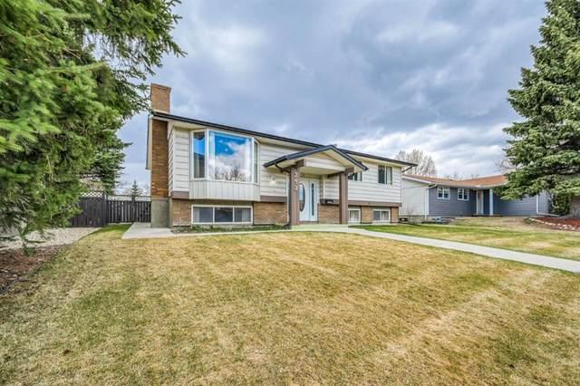 243 Silvercreek Way NW, Calgary, AB T3B 4H4 (#A1102193) :: Canmore & Banff