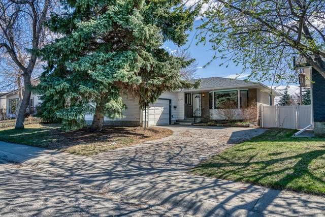 7116 Hunterwood Road NW, Calgary, AB T2K 4J6 (#A1102194) :: Western Elite Real Estate Group