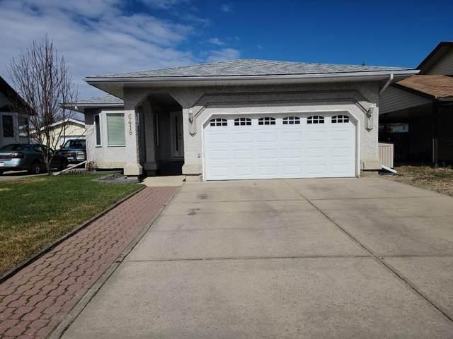 6418 Poplar Drive, Grande Prairie, AB T8W 2G2 (#A1102208) :: Calgary Homefinders