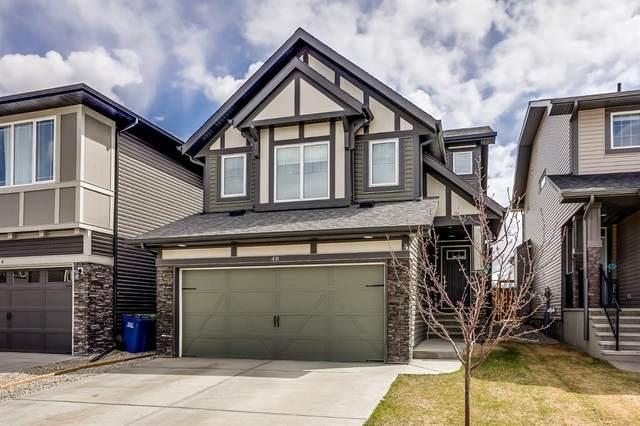 48 Morgan Street, Cochrane, AB T4C 2R6 (#A1102210) :: Calgary Homefinders