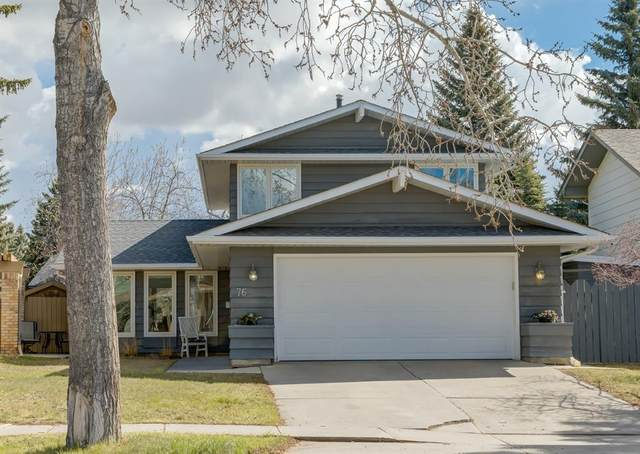 76 Midpark Drive SE, Calgary, AB  (#A1102225) :: Western Elite Real Estate Group