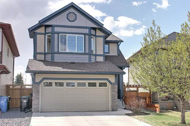 447 Auburn Bay Heights SE, Calgary, AB T3M 0A5 (#A1102274) :: Redline Real Estate Group Inc