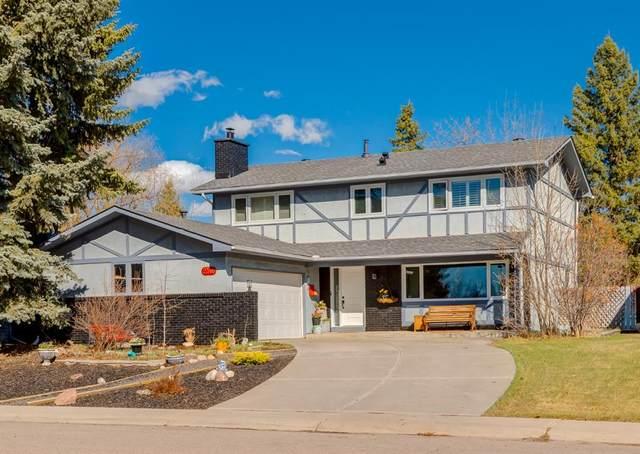 2316 Palisade Drive SW, Calgary, AB T2V 3V1 (#A1102283) :: Calgary Homefinders