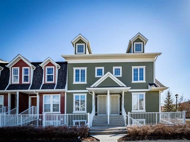 70 Auburn Bay Link SE, Calgary, AB T3M 0E9 (#A1102367) :: Redline Real Estate Group Inc