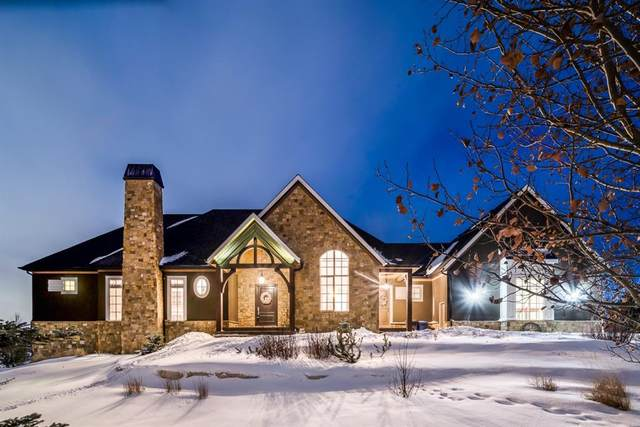 15 Mackenas Court, Rural Rocky View County, AB T3Z 3C9 (#A1102382) :: Calgary Homefinders