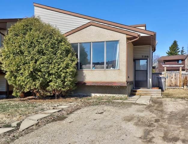 7108 99A Street, Grande Prairie, AB T8V 5T6 (#A1102405) :: Calgary Homefinders