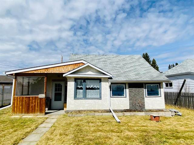 334 2 Avenue, Leslieville, AB T0M 1H0 (#A1102410) :: Canmore & Banff