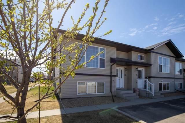 5302 47 Street #26, Camrose, AB T4V 1K6 (#A1102420) :: Redline Real Estate Group Inc