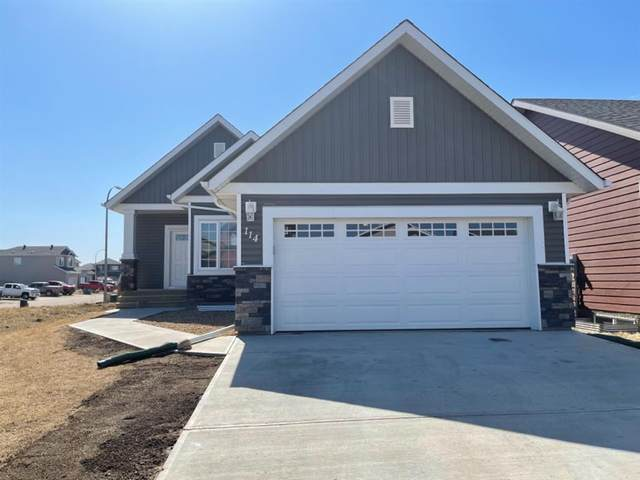 114 Arsenault Crescent, Fort Mcmurray, AB T9J 1J6 (#A1102427) :: Calgary Homefinders