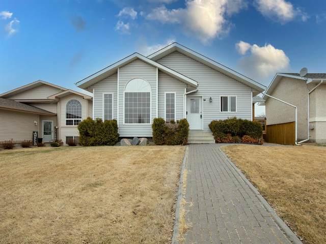 59 Edgewood Drive, Camrose, AB T4V 4Z3 (#A1102431) :: Calgary Homefinders