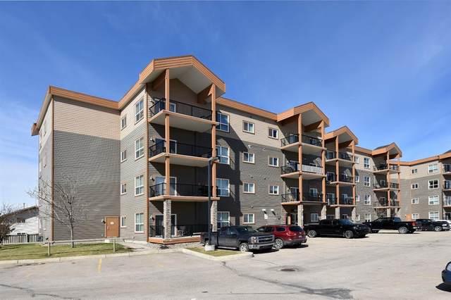 9221 Lakeland Drive #206, Grande Prairie, AB T8X 0B8 (#A1102448) :: Team Shillington | eXp Realty