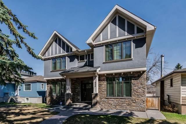 808 24 Avenue NW, Calgary, AB T2M 1X7 (#A1102471) :: Calgary Homefinders