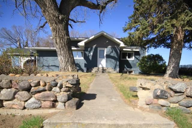 104 Chapman Avenue, Grassy Lake, AB T0K 0Z0 (#A1102478) :: Redline Real Estate Group Inc