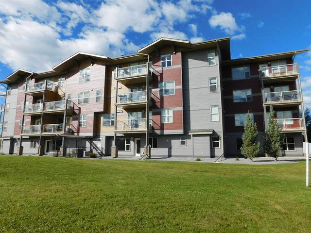 5901 71 Avenue #201, Rocky Mountain House, AB T4T 0B3 (#A1102483) :: Canmore & Banff