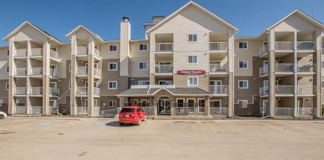 11230 104 Avenue #113, Grande Prairie, AB T8V 0P3 (#A1102494) :: Greater Calgary Real Estate