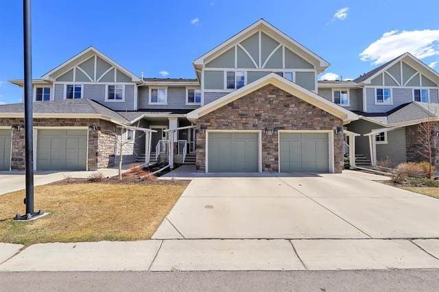 351 Monteith Drive SE #114, High River, AB T1V 0E9 (#A1102495) :: Greater Calgary Real Estate