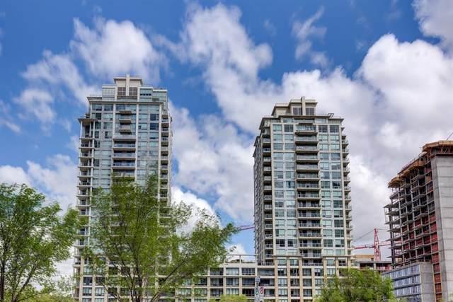 222 Riverfront Avenue SW #619, Calgary, AB T2P 0X2 (#A1102537) :: Calgary Homefinders