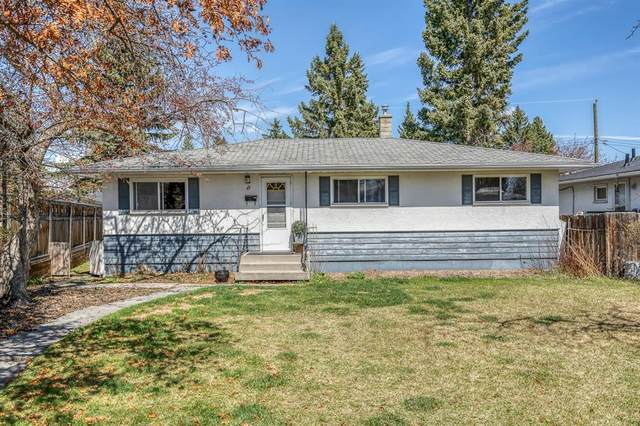 49 White Oak Crescent SW, Calgary, AB T3C 3J9 (#A1102539) :: Canmore & Banff