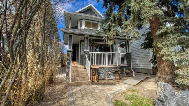 1513 3 Street NW, Calgary, AB T2M 2X9 (#A1102567) :: Calgary Homefinders