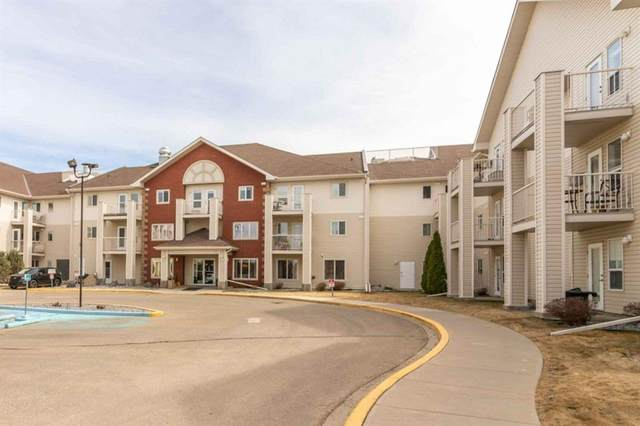 56 Carroll Crescent #225, Red Deer, AB T4P 3Y3 (#A1102569) :: Calgary Homefinders